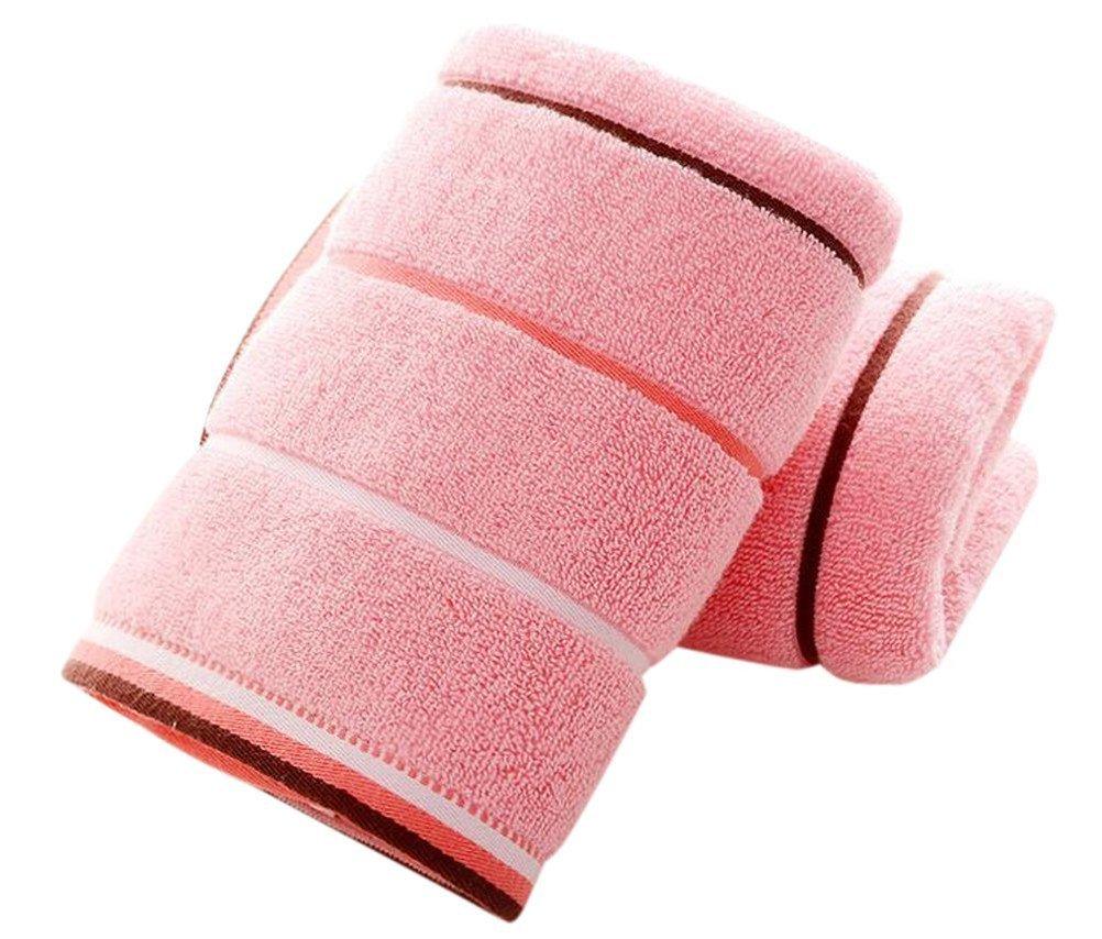 LIQIANYING &apos 2 piezas algodón Molli gruesas lavables Viso toallas toallas 34 * 74 centímetros/13,6 x29.6: Amazon.es: Hogar