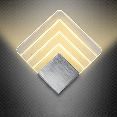 Applique Murale Led Murale 5w Moderne Murale Acrylique Applique