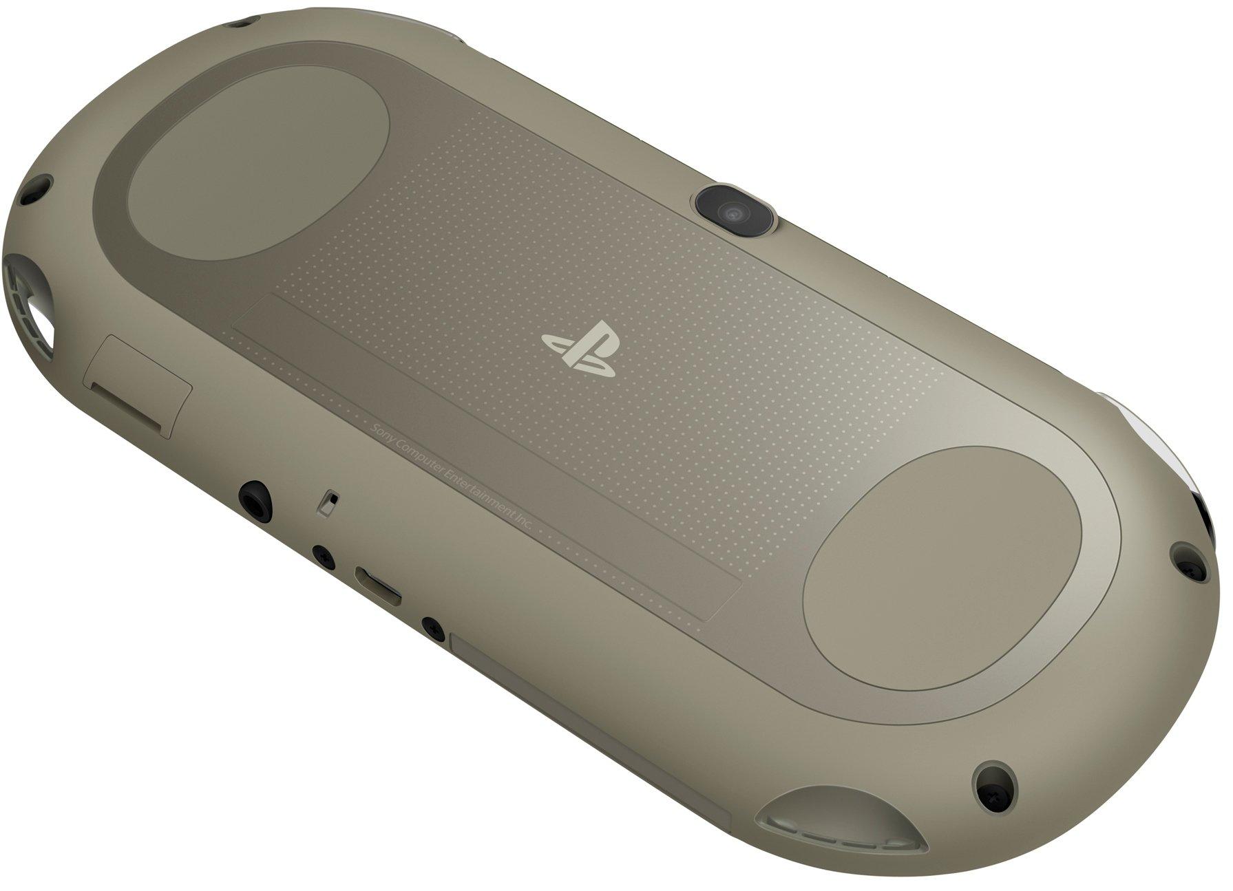PlayStation Vita Wi-Fi Khaki/Black PCH-2000ZA16(Japan Import) by  (Image #3)