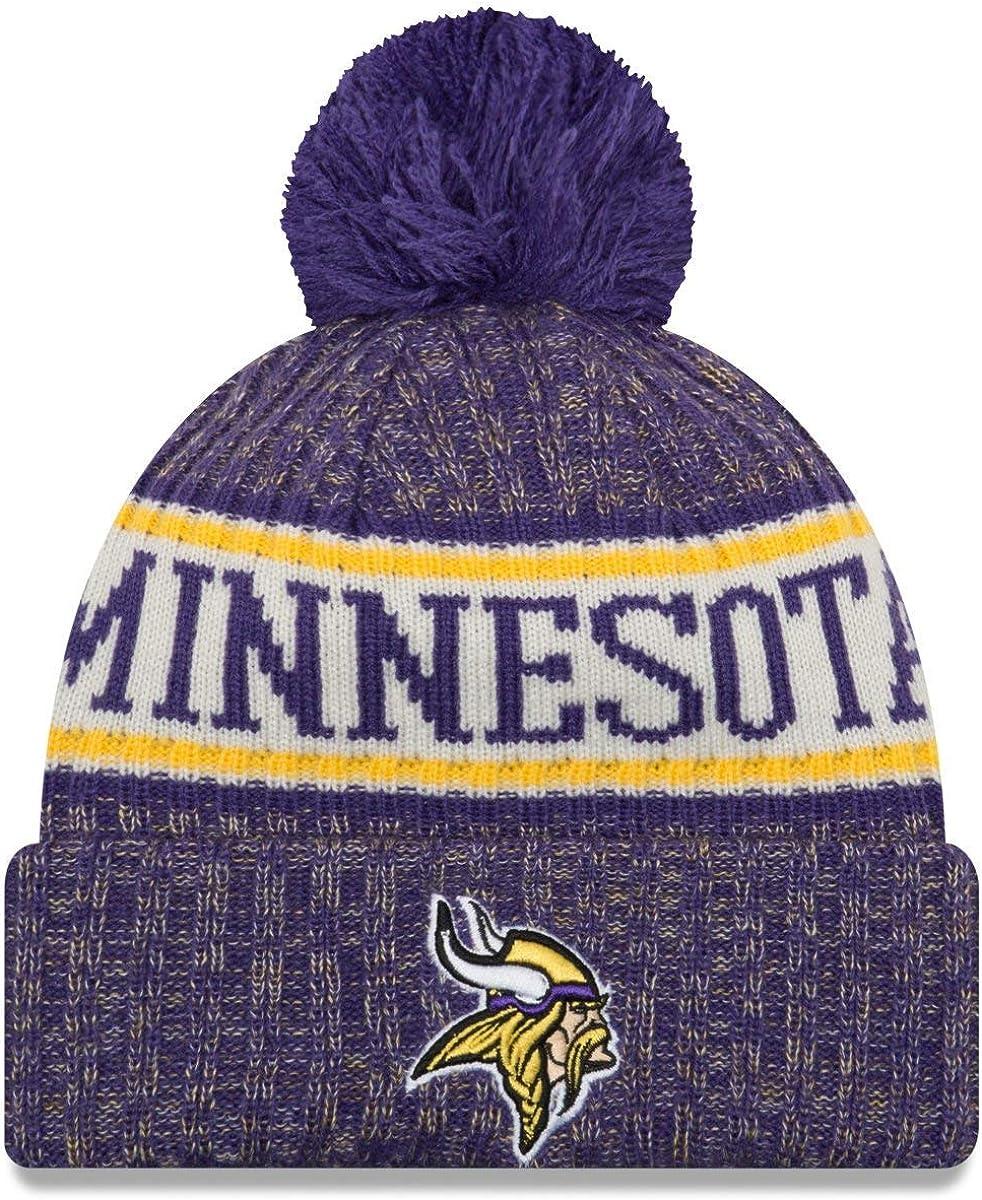 Eras edge Sideline Sport Knit Winter Fans Knit Beanie Hat Cap