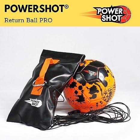 POWERSHOT Pelota con Elastico - Balon de Futbol Entrenamiento ...