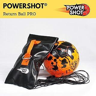 POWERSHOT Pallone Allenamento con Elastico PRO Return Footbal