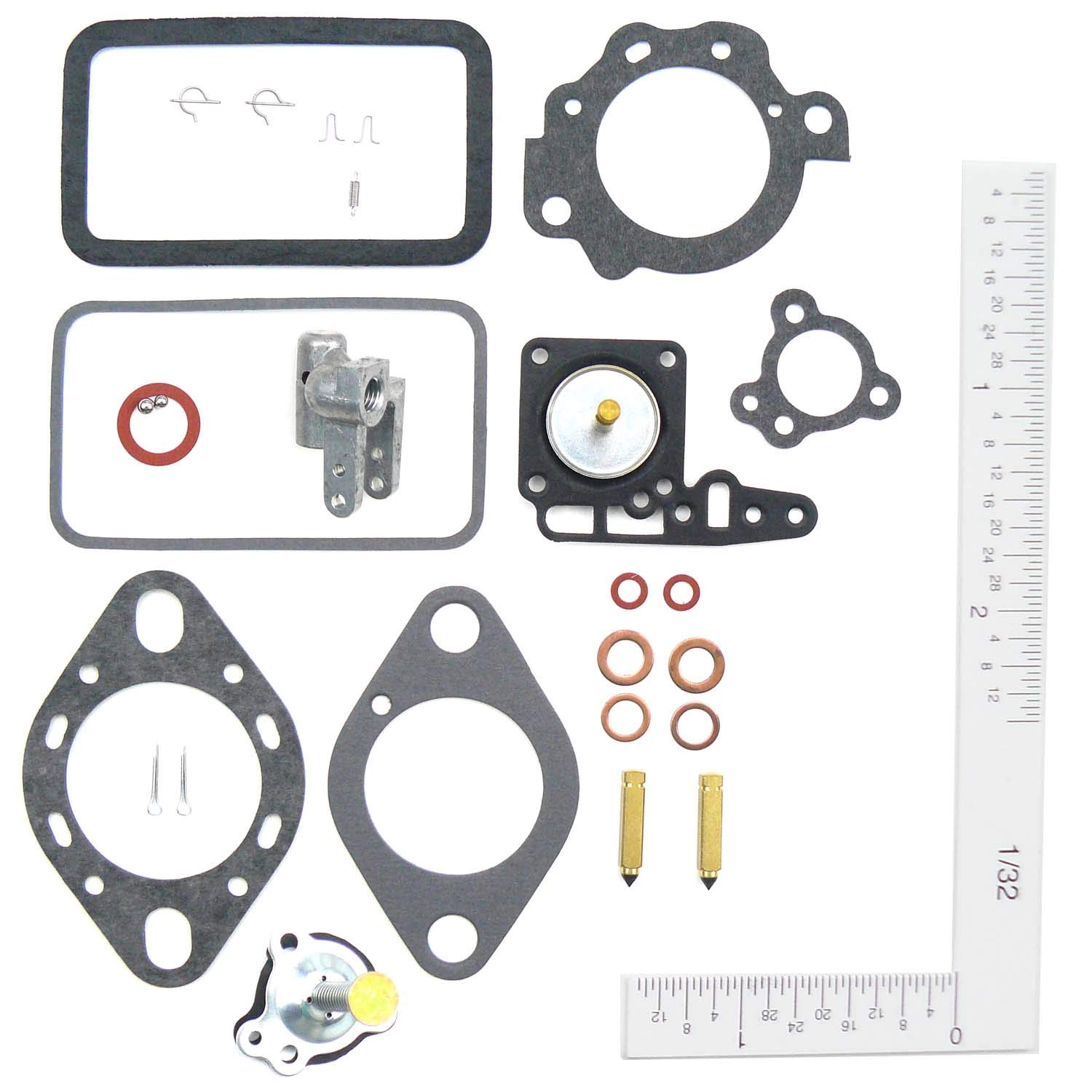 Walker Products 15433 Carburetor Kit by Walker Products