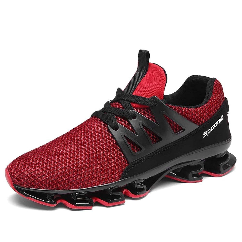 TALLA 44 EU. Zapatos para Correr Hombre Aire Libre Deportes Zapatillas De Running en Montaña y Asfalto Sneakers