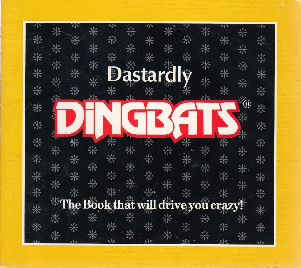 Dastardly Dingbats: Amazon co uk: 9780552134460: Books
