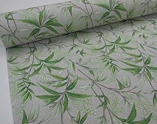Confección Saymi Metraje 2,45 MTS Tejido loneta Estampada Ref. Bambú, con Ancho 2,80 MTS.