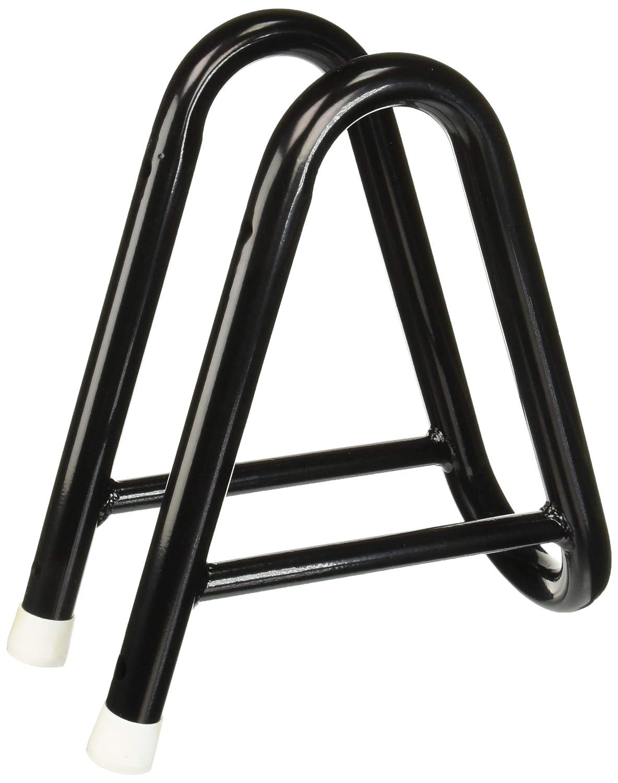 Black Widow BW-CH-DX1 Black 16-18 Locking Front Motorcycle Wheel Chock 1 Pack