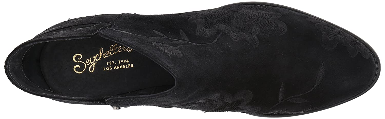 Seychelles Women's Lantern Ankle Bootie B01NCK745Y 6 B(M) US Black