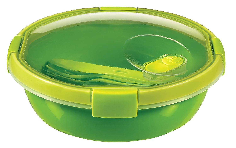 Curver - hermético Smart To Go Lunch Redondo 1,1L. - Apto para ...