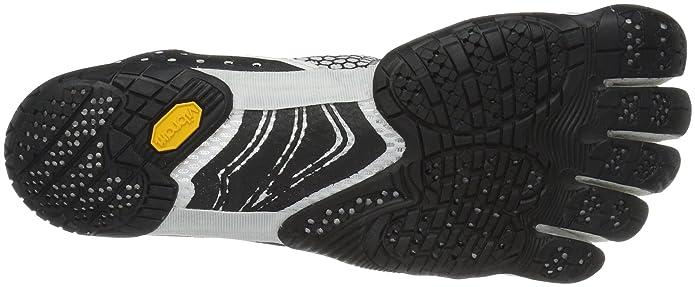 Amazon.com | Vibram Womens Signa Athletic Water Shoe, White/Black, 38 EU/7-7.5 M US | Water Shoes