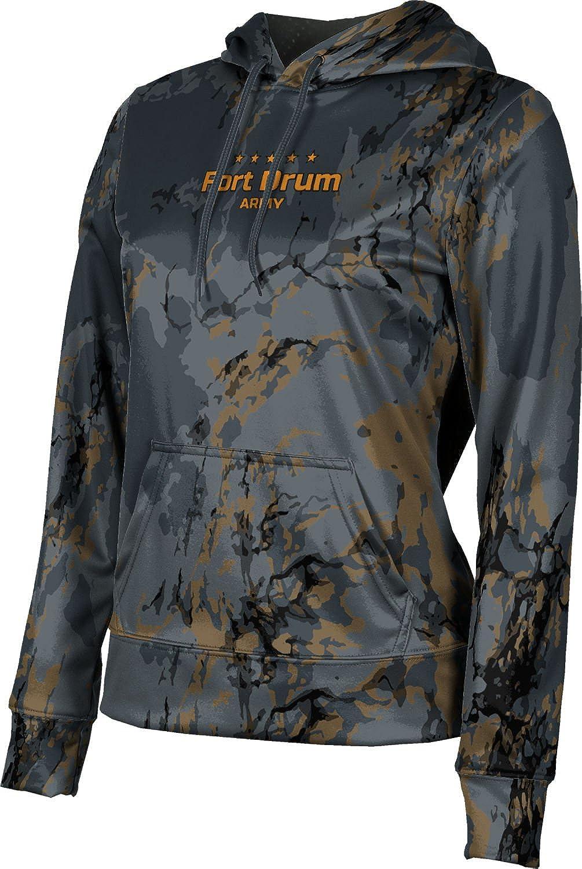 ProSphere Girls' Fort Drum Military Marble Hoodie Sweatshirt (Apparel)