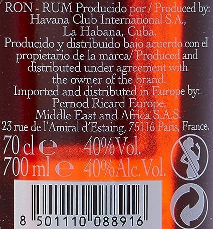 Havana Club Cohiba Atmosphere - 700 ml