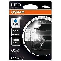 Osram LED Retrofit sokkel, interieur, W2.1x9.5d, 12 V, blisterverpakking Premium Retrofit Éclairage intérieur OSRAM LED…