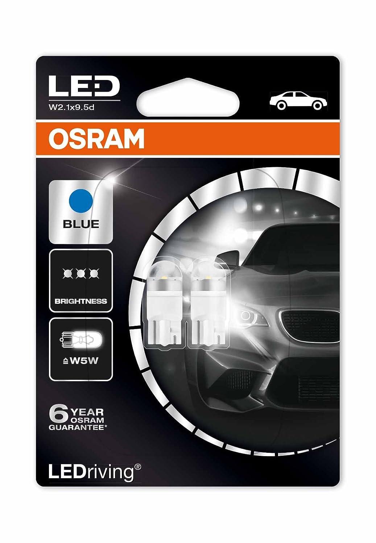 Dectane OS2850WW-02B Famiglia W5W Osram illuminazione interna a LED 4000 K