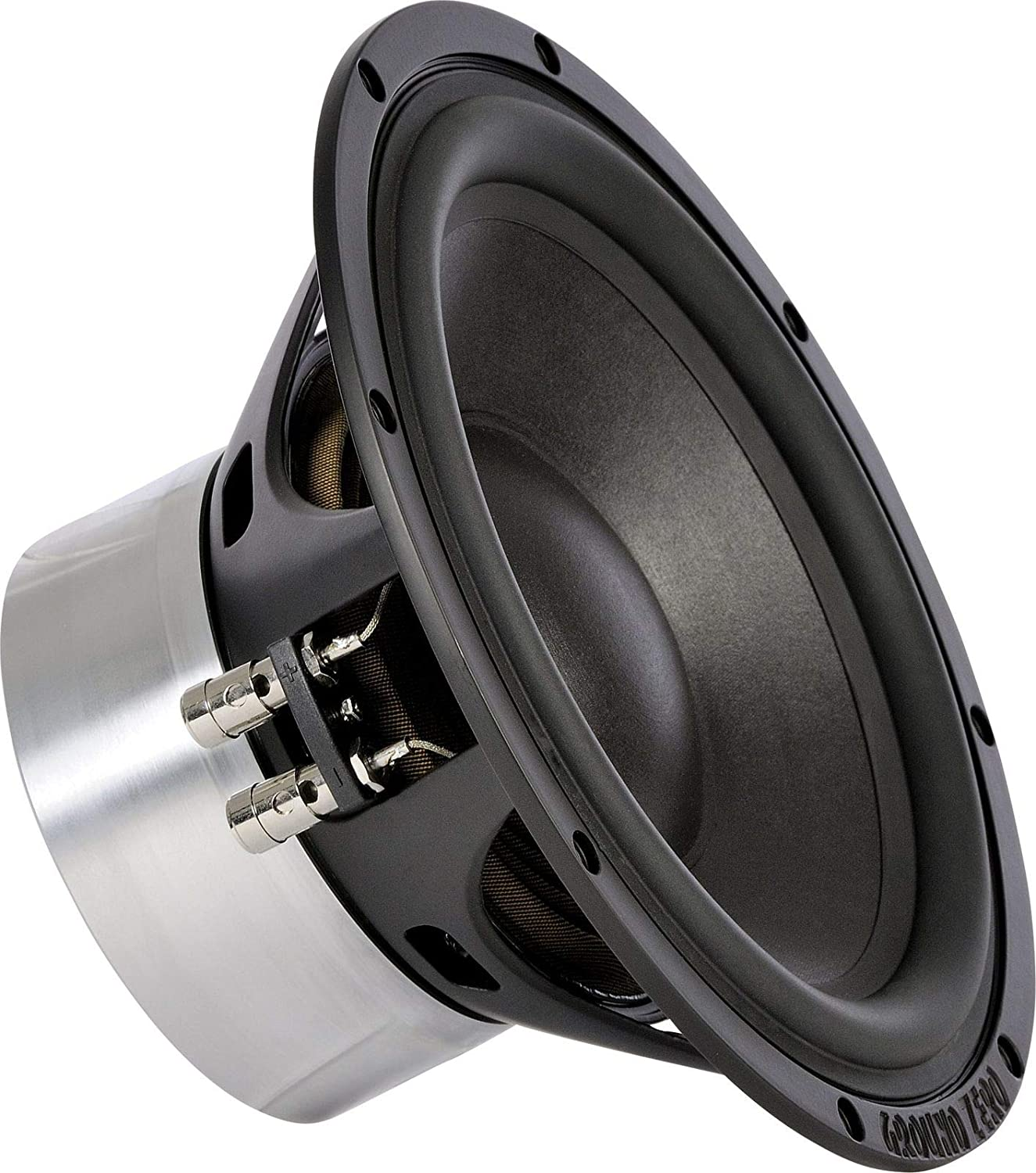 Ground Zero Gzpw Reference 250 High End 10 Subwoofer Navigation Car Hifi