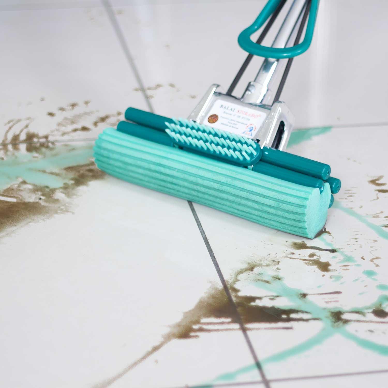 Spirado® Ultra-Absorbent Mop, Original Model: Amazon.co.uk: Kitchen ...