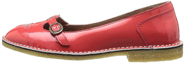 1aca06576bc1b7 Kickers Neoballet, Ballerines femme - Rouge (Rouge Vernis), 36 EU:  Amazon.fr: Chaussures et Sacs