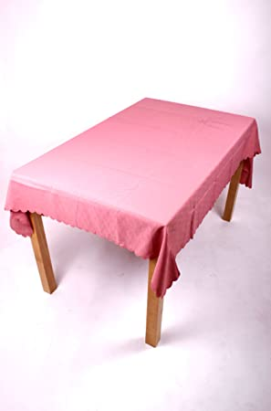 Shell 54 Inch Round Tablecloth (dusky Pink)