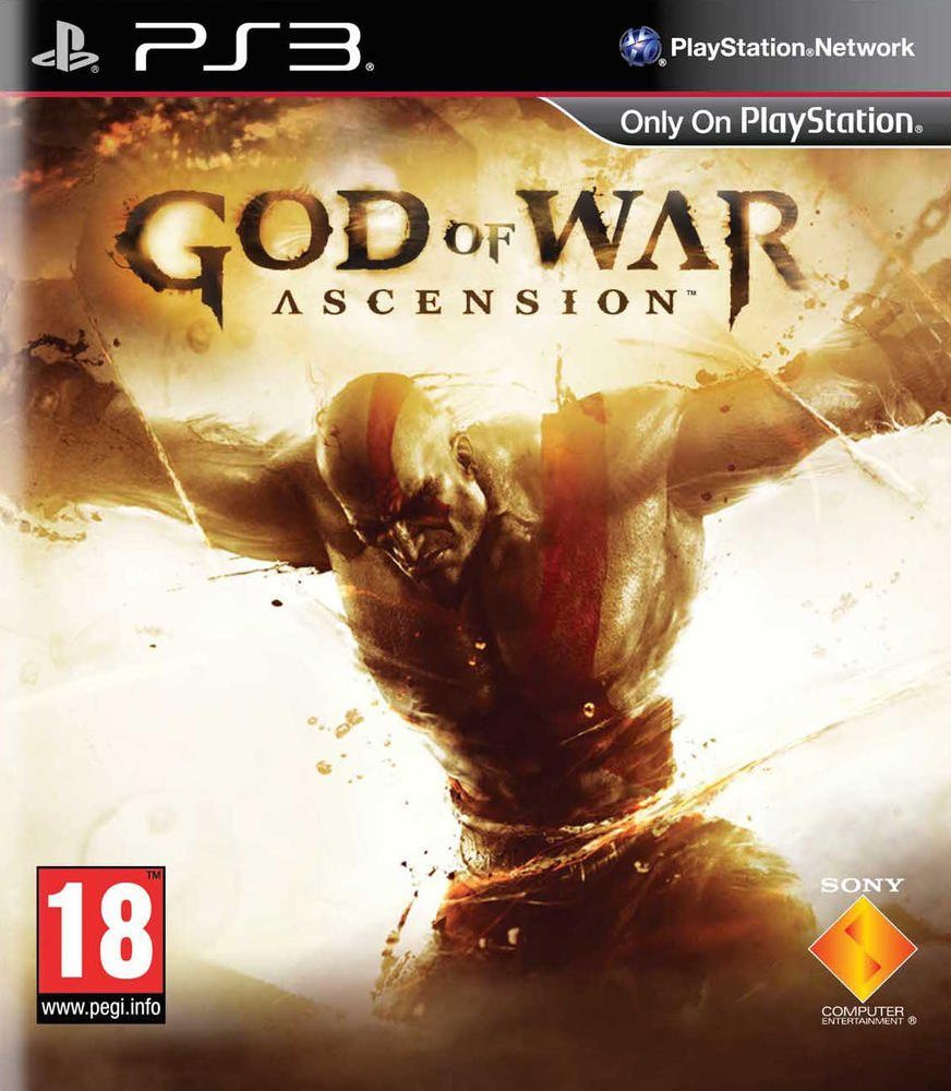 God of War: Ascension (PS3): Amazon co uk: PC & Video Games