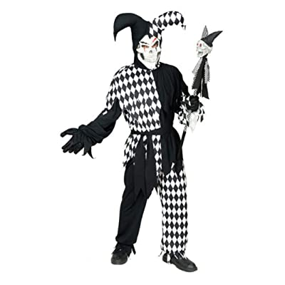 California Costumes Childrens Toys Evil Jester: Toys & Games