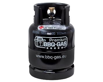 Gasflasche Für Gasgrill Obi : Bbq gasflasche premium für kg propangas amazon garten