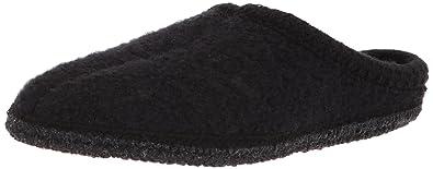 b59d6f8986f Haflinger Boiled Wool Soft Sole Slipper