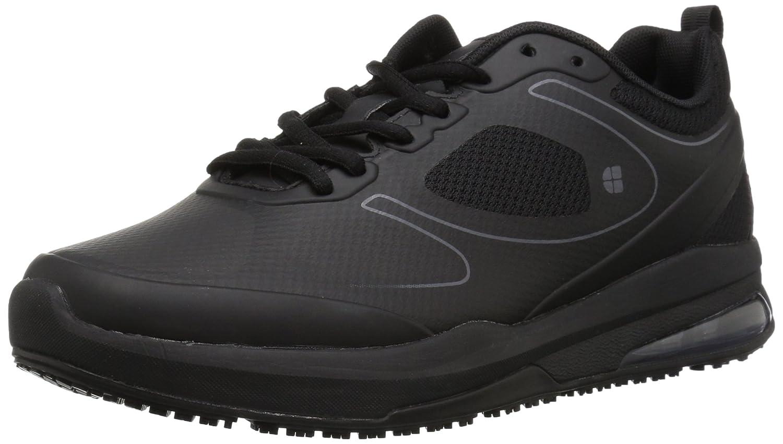 Shoes For Crews Women's Revolution II Slip Resistant Work Sneaker B07BHHNGNY 11 W US Black