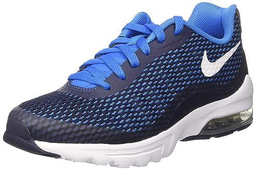 61f09b5beb Nike Air Max Invigor SE Midnight Navy White Photo Blue Men's Running Shoes  870614-401