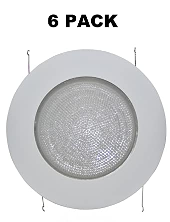 6 inch recessed can light shower trim frosted glass albalite lens 6 inch recessed can light shower trim frosted glass albalite lens replaces juno 20 aloadofball Images