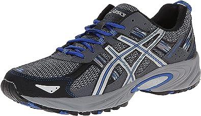 Asics Hombres Gel-Venture 5 Bajos & Medios Cordon Zapatos para ...