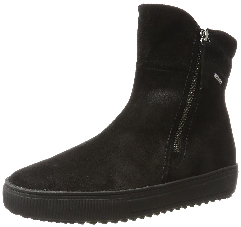 Gabor Shoes Comfort Basic, Botas para Mujer44 EU|Negro (87 Schwarz Mel.)
