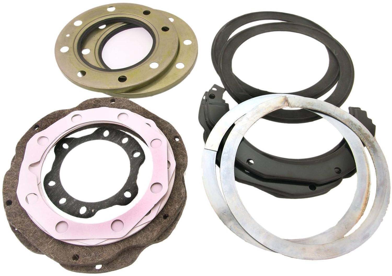 Febest - Toyota Oil Seal Kit For Front Axle Overhaul - Oem: 04434-60051