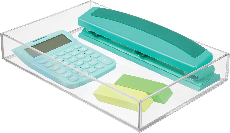 InterDesign Clarity Cassetto Organizzatore 20.5x40.5x5 cm