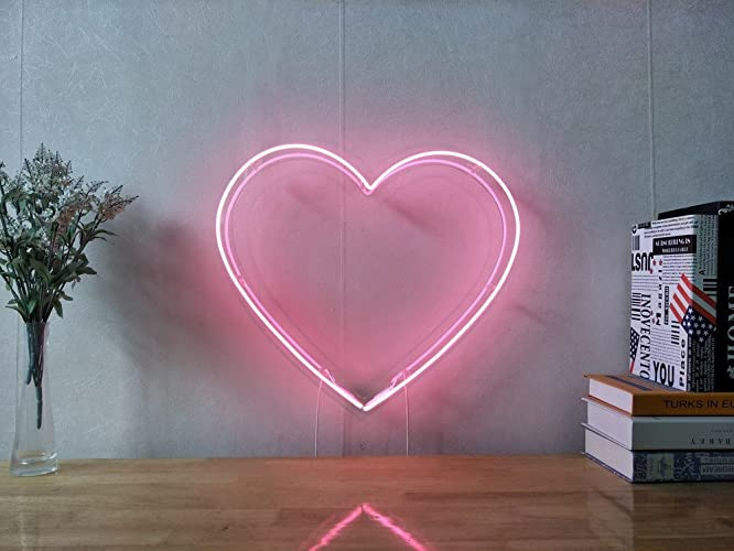 New Love Made Me Do It Neon Sign For Bedroom Wall Home Decor Artwork With Dimmer