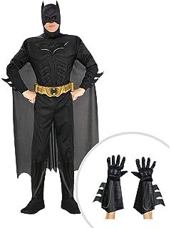 Amazon.com: Pechera musculosa de Batman, el caballero de la ...
