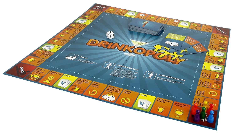 Kreativni događaji Drinkopoly Multicolour board games