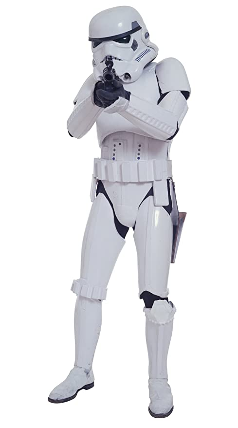 ABYstyle Star Wars - Pegatina de Vinilo de Soldado Imperial (Stormtrooper) de La Guerra de Las Galaxias a tamaño Real (1,80 m) - Star Wars: Plancha ...