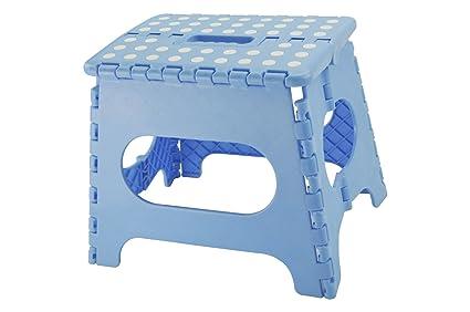 Plastica sgabello sgabello pieghevole portatile portatile tipo