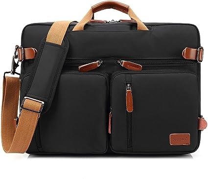 schwarz Stabile Umhängetasche Laptop-Tasche im Deutschland-Design