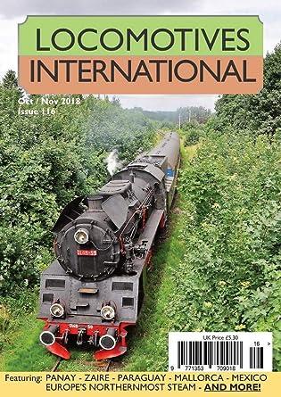 Amazon.com: Locomotives International: Kindle Store