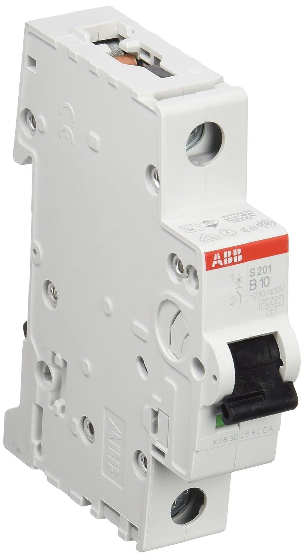 ABB S201-B10 Sicherungsautomat 10A S201B10