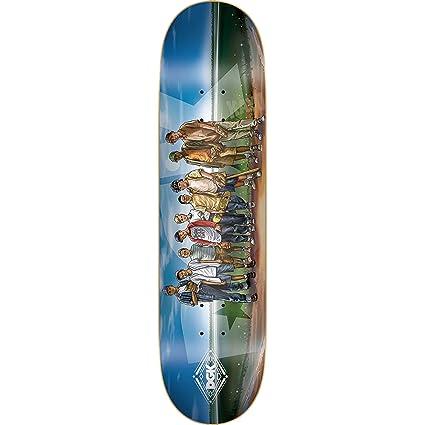 DGK Skateboards Spring Training Skateboard Deck
