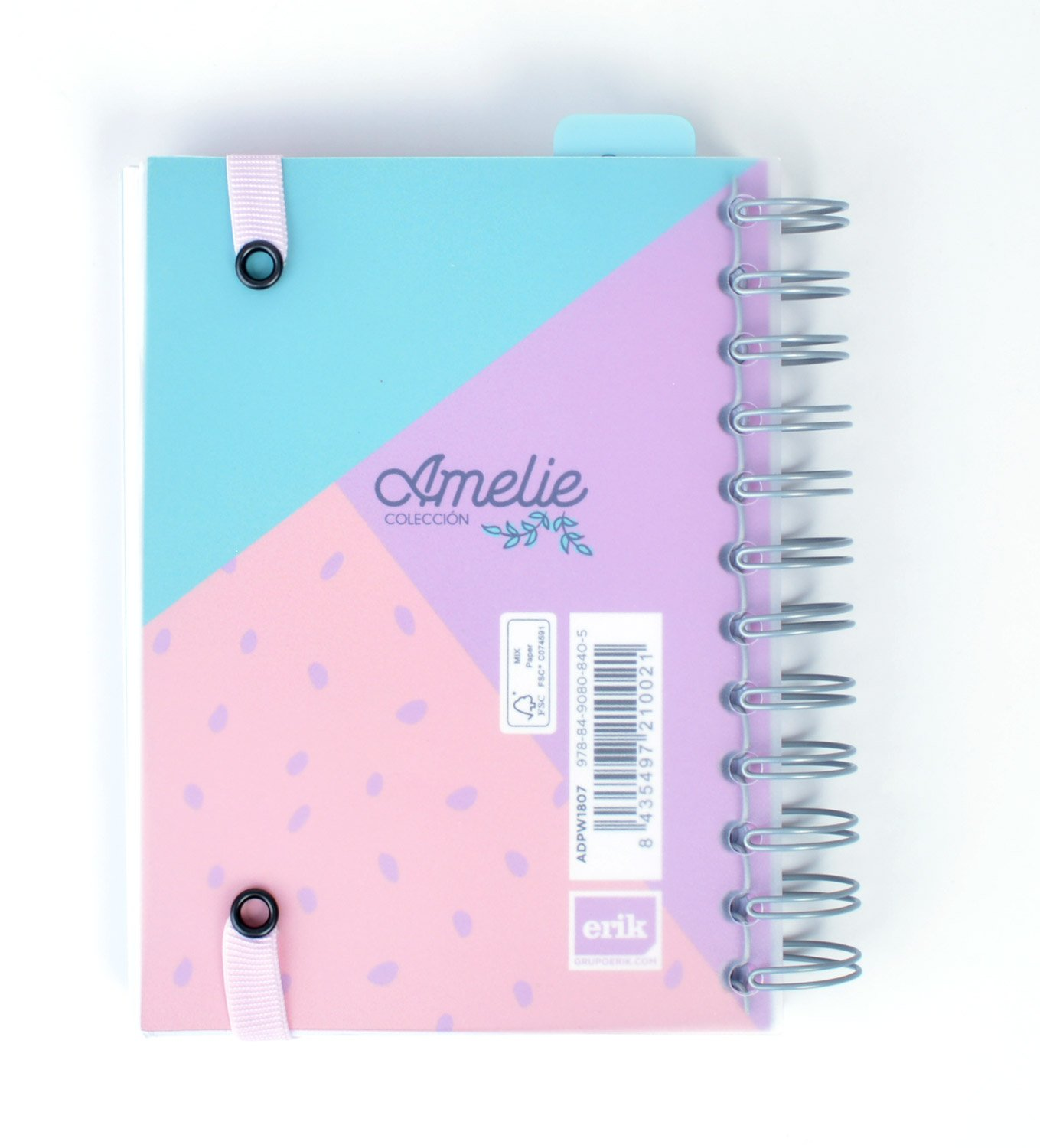 Amazon.com : Grupo Erik editores Amelie School Agenda in ...