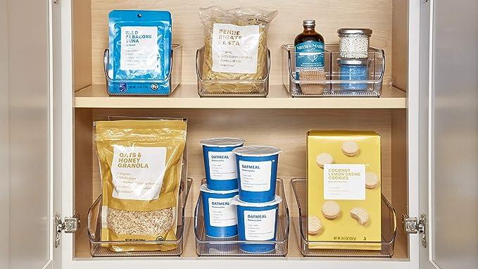 Kühlschrank Organizer Stapelbar : Interdesign linus aufbewahrungsbehälter bruchsicherem kunststoff