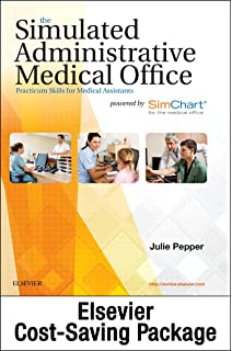 The electronic health record for the physicians office 1e the simulated administrative medical office textbook simchart for the medical office ehr exercises fandeluxe Gallery