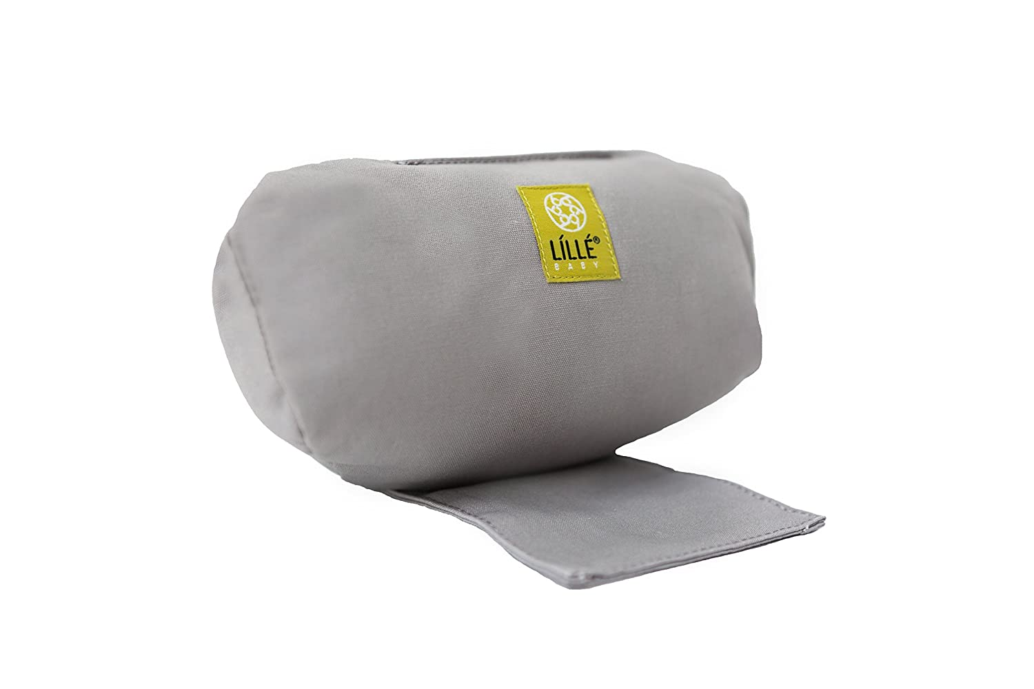 LÍLLÉbaby Infant Pillow, Grey - Washable Ergonomic Pillow for Baby Carrier LILLEbaby ASC-104-P-sf