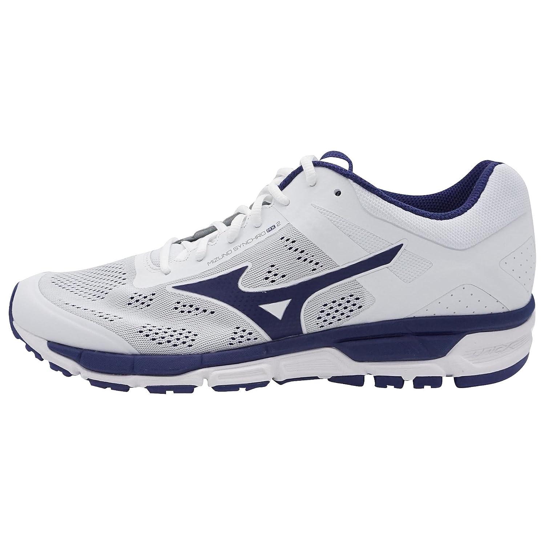Mizuno Herren Synchro MX Joggingschuhe, Gelb  47|WhiteBlu