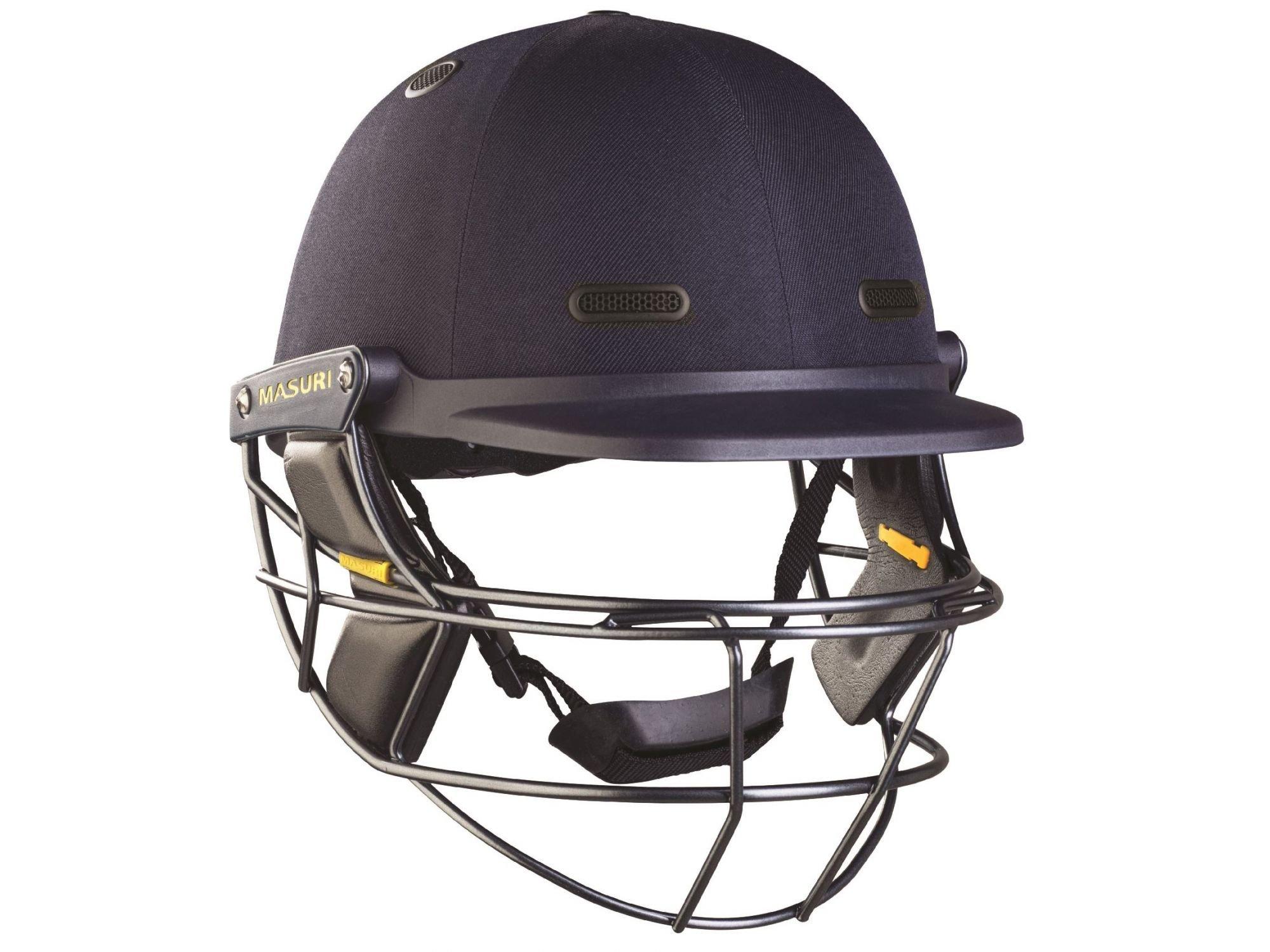 Masuri Os2 Test Titanium Cricket Helmet