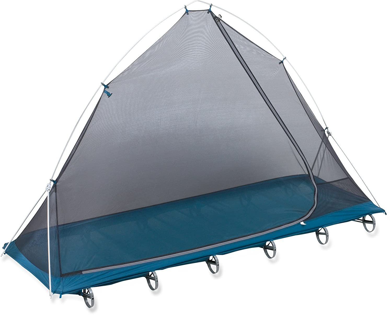 [サーマレスト]Therm-a-Rest LuxuryLite Cot Bug Shelter 虫カゴ BLUE/GRAY [並行輸入品] B01MYFA0K1  L-XL