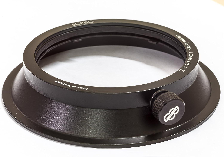 Filter Holder Adapter for Voigtlander Heliar-Hyper Wide 10mm f//5.6 Aspherical 100mm System NO Vignette